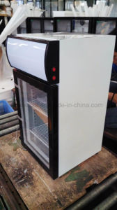 Counter Top Cooler with Fan Assisted Cooling System Beverage Cooler Made in China pictures & photos