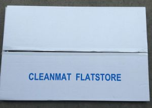 White Cleanroom Sticky Mat for Remove Dust pictures & photos