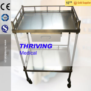 Hospital Treatment Trolley (THR-MT024) pictures & photos