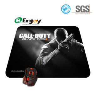 Computer Accessories Custom Logo Print Promotional Gaming Mouse Pad pictures & photos