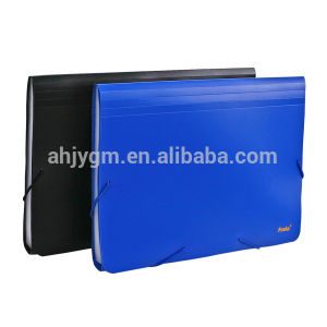 A4 13layers Solid Color Expanding Bag/PP Expanding Bag pictures & photos