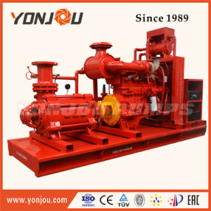 Diesel Water Pump with Electric Start pictures & photos