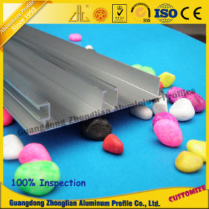 China Aluminum Manufacturs Supplies Stocked Kitchen Profile Skirting Board pictures & photos