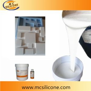 Liquid RTV-2 Silicone for Making Molds for Gypsum Decorations pictures & photos