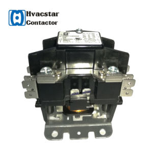 Hot 20A 1 Pole 120V Electrical High Quality AC Contactor pictures & photos