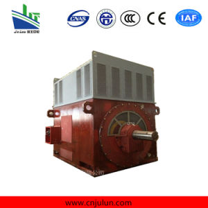 High Voltage Three Phase AC Electric Induction Motor Y5005-10-630kw pictures & photos