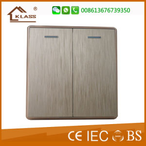 Good Quality Modern 1 Gang Light Switches pictures & photos