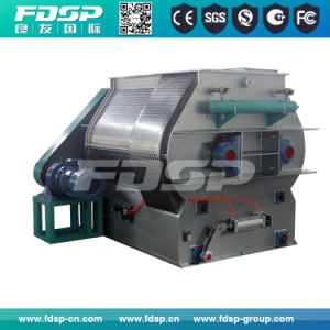 Double Shaft Poultry Feed Mixer Machine for Feed Pellet Set pictures & photos