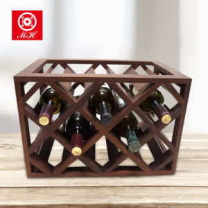 Factory Outline Wine Display Stand with Display Rack Bottle Storage pictures & photos