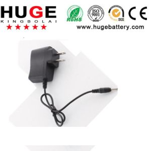 3.6V Lithium Lir2032 Button Cell Plastic Charger pictures & photos