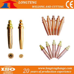 Acetylene LPG Gas Cutting Nozzle for CNC Flame Cutting Torch pictures & photos