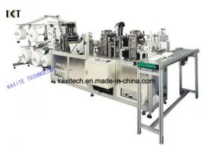 Automatic Non Woven Ear-Loop Face Mask Making Machine High Quality pictures & photos