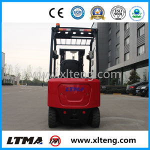 Small Forklift 2.5 Ton Electric Forklift for Sale pictures & photos