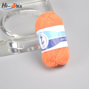 More 6 Years No Complaint Dyed Acrylic Yarn pictures & photos