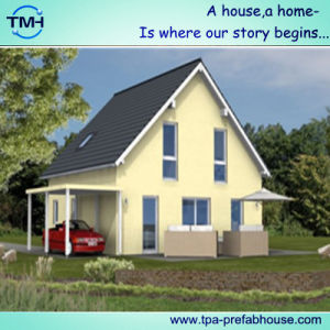 Steel Frame Villa House with Factory Price pictures & photos