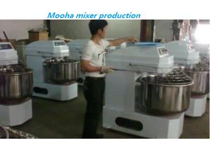 Bread Machine 50kg Flour Spiral Dough Mixer (also supply other capacity mixer) pictures & photos