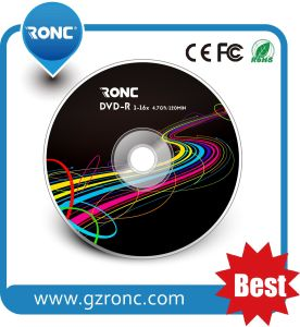 High Quality 4.7GB Ronc Blank DVD-R pictures & photos