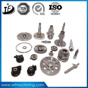 Stainless Steel Machining Parts by CNC Turn-Milling Machine pictures & photos