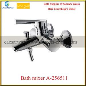 Wall Mounted Brass Bathroom Bathtub Mixer pictures & photos