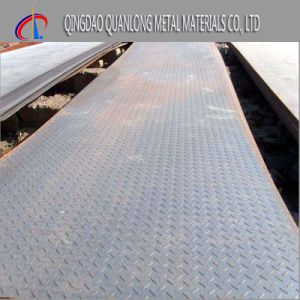China Price Carbon Checkered Steel Plate pictures & photos