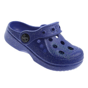 Blue EVA Garden Shoes for Children