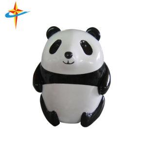 China Panda Shape Plastic Manual Pencil Sharpeners pictures & photos