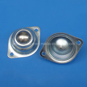 2 Hole Mounted Flange Ball Transfer Units Metal Universal Ball pictures & photos