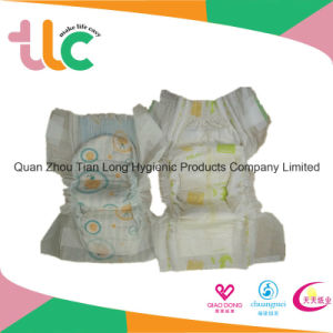 Baby Diaper Fujian Manufacturer Disposable Baby Diapers