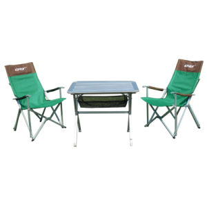 Stable Aluminum Picnic /Dining Table pictures & photos