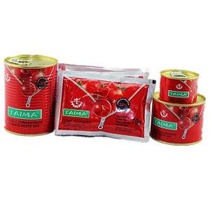 Taima Brand Tomato Paste for Nigeria Market From Hebei Tomato pictures & photos