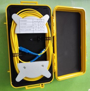 Singlemode Fibre Optic OTDR Launch Box pictures & photos