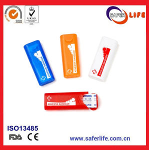 2016 Saferlife Promotional Gift Printed Cartoon Adhesive Plaster Bandaid Kit Wound Care pictures & photos