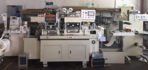 Auto Film, Foam Tape Die-Cutter Machinery