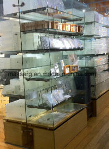 Combined Fashion Store Display Translucent Glass pictures & photos