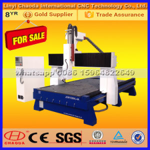 Jcw1325hl-4A 3D Carving CNC Router 4 Axis Engraver Machine pictures & photos