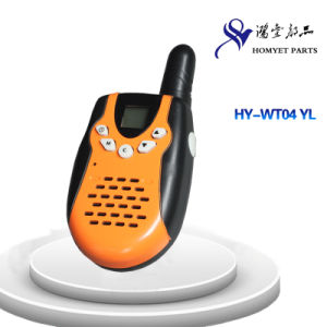 Good Quality Baby Walkie Talkie/Interphone for Recreation Purpose (HY-WT04 YL) pictures & photos