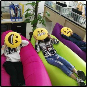 Air Filling and 3 Season Type Lamzac Hangout Bag pictures & photos