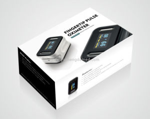 Medical Diagnostic Equipment Pulse Monitor Fingertip Pulse Oximeter pictures & photos