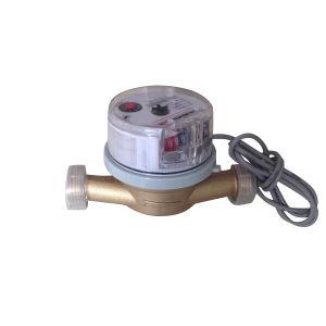 Single Jet Mini Body Water Meter with Pulse Output pictures & photos