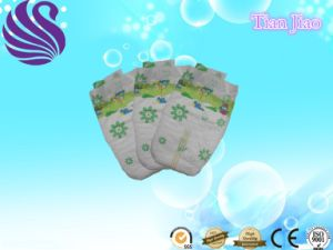 Hot Sell Soft Competitive Price Nice Design Disposable Baby Diaper pictures & photos