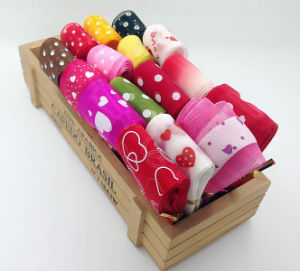 3.8cm Loving Polyester Satin Ribbons pictures & photos