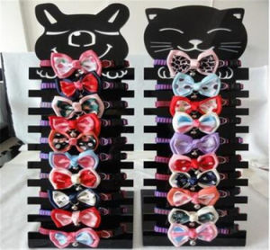 Hot Selling Dog Bow Tie Collar/ Wholesale Dog Bow Tie pictures & photos
