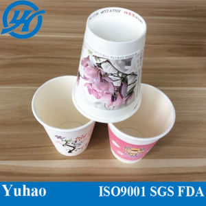 6oz Single Wall Paper Cups/Coffee Cups (YHC-209) pictures & photos