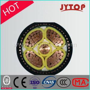 0.6/1kv 5core XLPE Insulation Cable Copper Power Armoured Cable pictures & photos