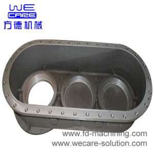 Customized Aluminum Sand Casting for Machinery Parts pictures & photos