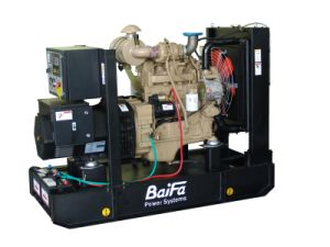 Bf-C40 Baifa Cummins Series 40kVA Open Type Diesel Generator