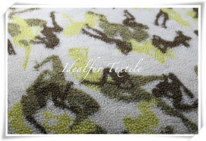 Jacquard Sherpa Fur pictures & photos
