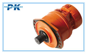 Ms02 Replacement Poclain Hydraulic Piston Motor pictures & photos