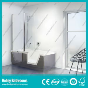 Hot Selling Shower Walking in Door Mounted on Bathtub (SB101N) pictures & photos