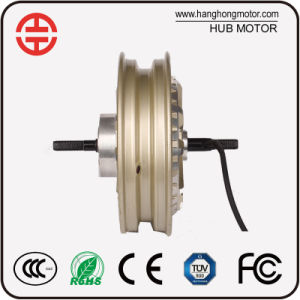 72V Brushless Hub Motor for Electric Motorcycle Motor Controller pictures & photos